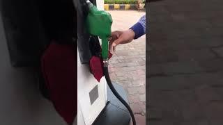 Petrol ke name PR water dalte h ye panp wale