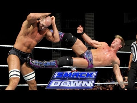 Chris Jericho vs. Antonio Cesaro: SmackDown, May 17, 2013