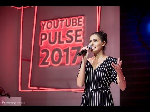 Lucy Ayoub@YouTube Pulse Israel