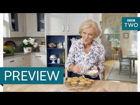 Delicious cupcakes  - Mary Berry Everyday: Episode 6 Preview - BBC Two