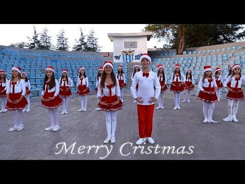 Merry Christmas 2018 Dance Cover - Crazy Frog - Last Christmas