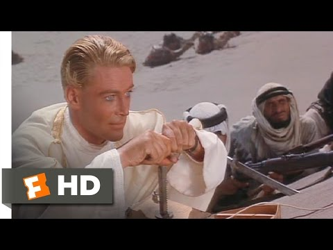 Lawrence of Arabia (6/8) Movie CLIP - Come On Men! (1962) HD