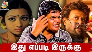 16 vayathinile Doctor Imitates Rajini   Sathyajith Interview   Sridevi Movie