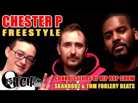 Chester P - Itch FM Freestyle (EXCLUSIVE) 2014