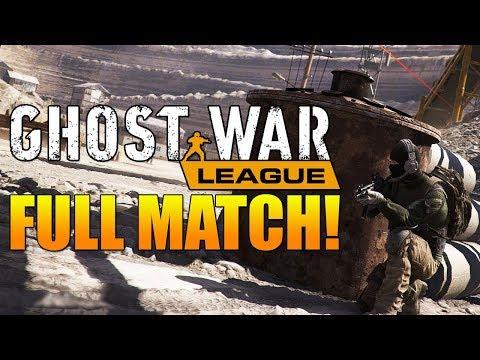 FULL GHOST WAR PRO LEAGUE MATCH | HVT vs Caiman | Ghost Recon Wildlands PVP Pro League
