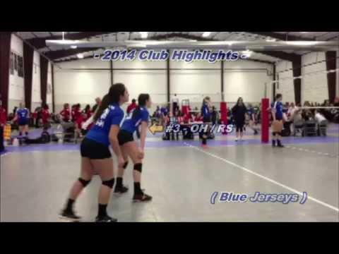 Makenzie Shaw - 2014 Club Highlights