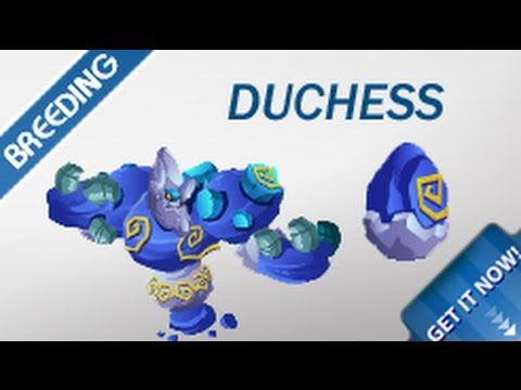 Monster Legends -  How To Get Duchess Monster In Monster Legends By Breeding