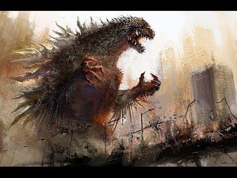 Годзилла (2014) - Русский трейлер \ Godzilla