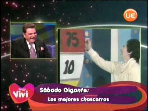 Canal 13: Chascarros de Sabados Gigantes [TV - 12/09/2009]