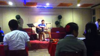 Jerome Reyes @ MPIR Acoustic Night January 25, 2013