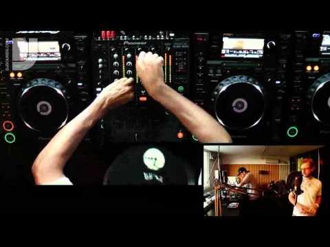 Laidback Luke Live - Part 4 DJsounds Show 10