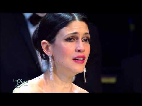 Nerea Barros, Goya a Actriz Revelación por La isla mínima en 2015