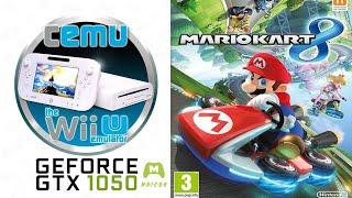 CEMU 1.7.5 + Mario Kart 8 ACER NITRO 5 i5 GTX 1050 (4GB)