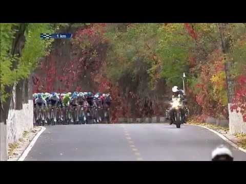 2014 Tour of Beijing Highlight Stage 3