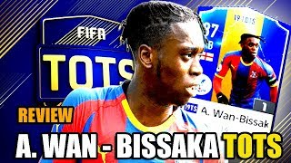 Review Aaron Wan Bissaka TOTS : The Spider Football | FO4 |