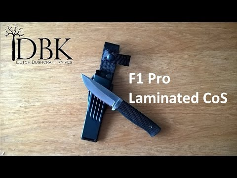 Fallkniven F1 Pro CoS unboxing and first impressions