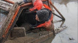 Play course dans la boue st maurice 2013 camera for 4x4 dans la boue