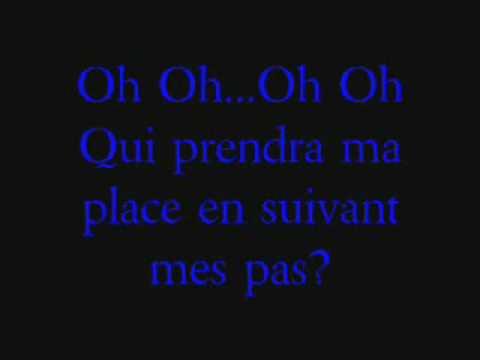 Marie-mai - Qui Prendra Ma Place