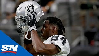 Why Antonio Brown's Helmet Battle With NFL Has Merit
