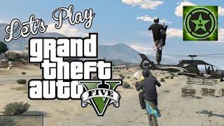 Let's Play - GTA V - Super Stunt