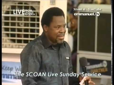 Scoan 13 April 2014: Tb Joshua No Earthquake In Namibia   Warning By Prophetess Elizabeth Sacharias video