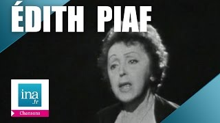 Watch Edith Piaf Emportemoi video