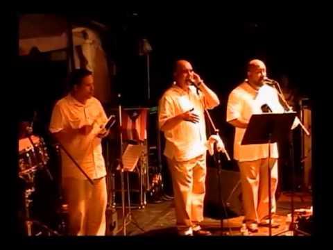 Pa' Bravo Yo En Vivo. Herman Olivera. y Orquesta Pa' La Rumba. Chicago 2011. Franklin Paz