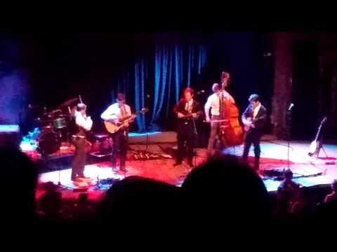 Punch Brothers Beyonce Punch Brothers Ogden Theatre