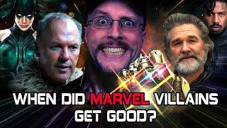 When Did Marvel Villains Get Good? - Nostalgia Critic