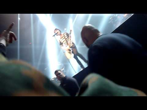 Rusty James - Green Day Quebec City 12 April 2013 [HD]