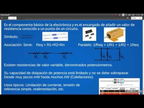 Mini tutorial de Electrónica #5: Resistor