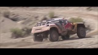 Team Peugeot Total Dakar 2017 - HOME STRETCH - DERNIÈRE LIGNE DROITE