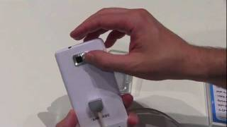 Samsung Galaxy S II White - Hands On!