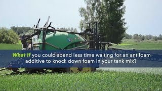 Maximize Crop Coverage. Lower Spray Volume - Silwet Adjuvants by Momentive