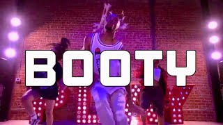 T-PAIN #BOOTY OFFICIAL VIDEO #DEXTERCARRCHOREOGRAPHY #DEXTERSBOOTYCHALLENGE