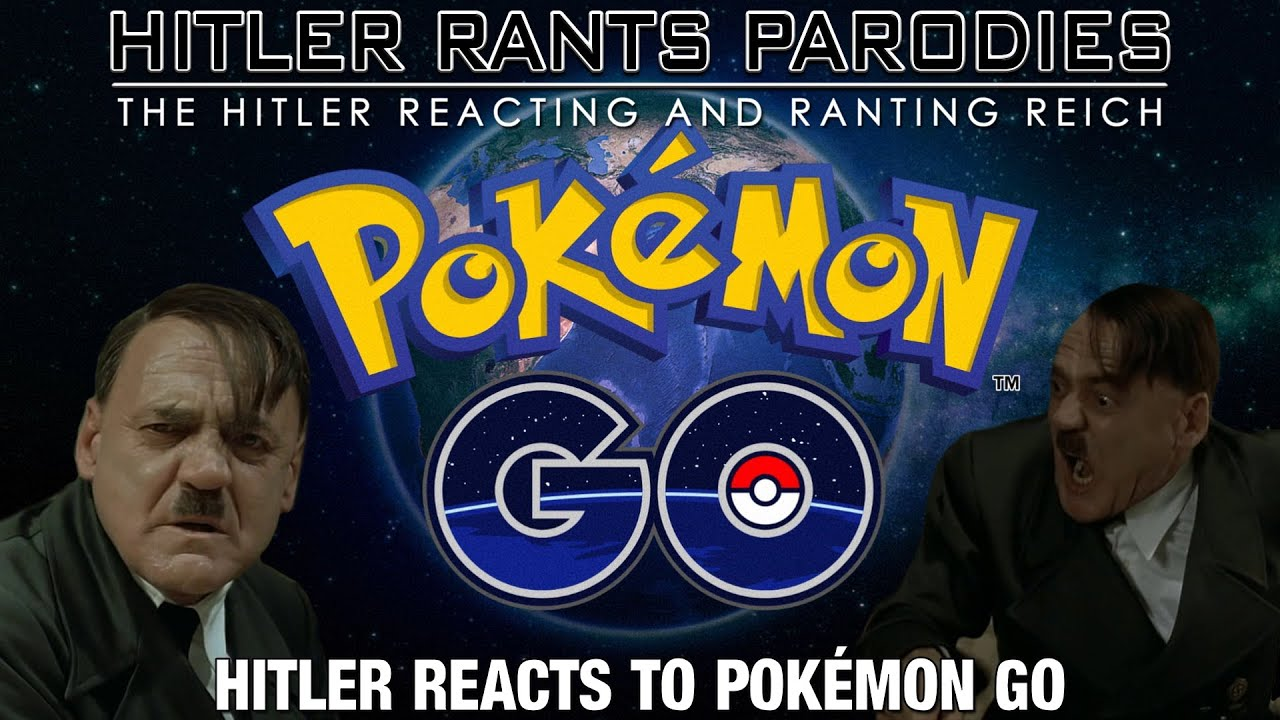 Hitler reacts to Pokémon Go