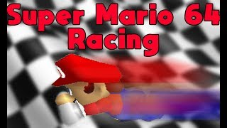 Super Mario 64 Racing - Simpleflip's Romhack competition Task 2 entry