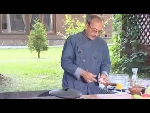 Огненная еда - Выпуск 0014