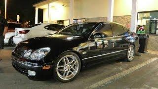 1000hp 4 Door Lexus on the STREET – FL2K13