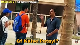 """Girlfriend Kaise Patayi? "" Prank Challenge 