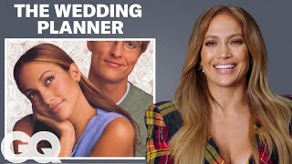 Jennifer Lopez Breaks Down Her Most Iconic Characters Gq