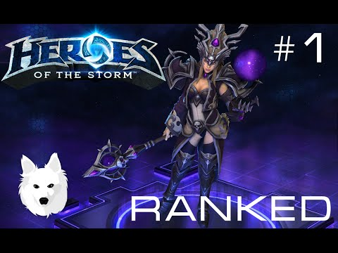 Heroes of the Storm Ranked Gameplay ♛ Li-Ming #1 ♛ Rank 1 ♛ Commentary ♛ Master League ♛