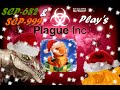SCP 682 And SCP 999 Play S Plauge Inc Holiday Special mp3