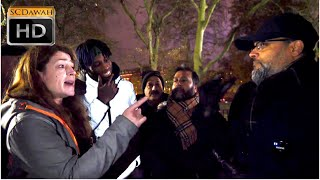 P2 - Judgment Day! Hashim & Christian Lady | Speakers Corner | Hyde Park