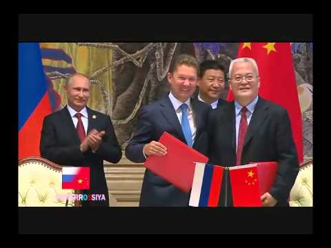 Russia and China to Kill the Dollar with Historic Energy Deal