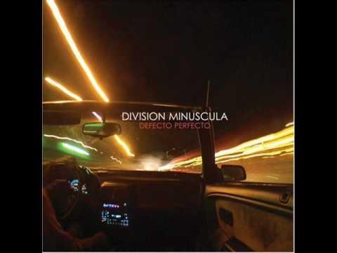 Division Minuscula - Veneno Es Antidoto Sos