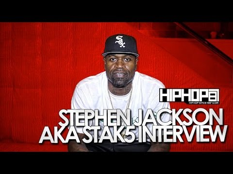 "Stephen Jackson Talks Spurs 2014 Championship, NBA Free Agency, his album ""My Life Not Yours"" & More"