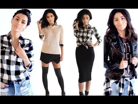 Style: 4 Moods & Attitudes w/ Target Style | Fashion Outfit Ideas + Styling Tips | Teni Panosian
