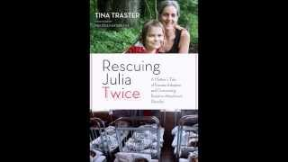 Rescuing Julia Twice Book Trailer