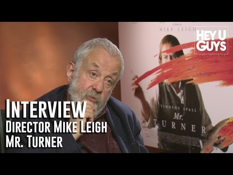 Mike Leigh Interview - Mr. Turner